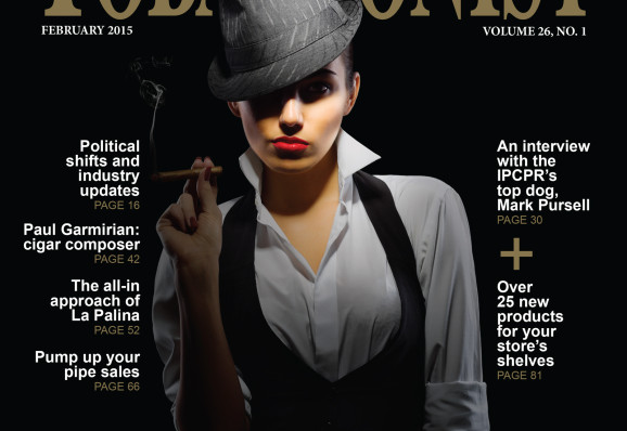 Tobacconist Magazine 2015 Redesign